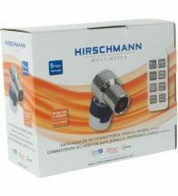 Hirschmann - Iec connector vrouwel haaks kokwi 5 - 947548500