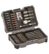 Bosch - 43-DELIGE bit- en dopsleutelset 43ST - 2607017164