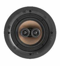 Artsound - Ls inbouw rond stereo 10-100W wit - HPRO550