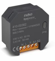 Niko - Emetteur sans fil 2 canaux - 410-00362