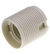 BJB - Socket E27 pvc T210 filete blanc - 22.317.3906.50