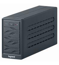 Legrand - Ups niky 600 va stopcontact belgisch+iec+usb - 310022