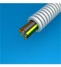 Preflex - 20MM 7G1,5MM² avec fil vob BLEU+BRUN+3XNOIR+GRIS+JAUNEVERT par 100M - 1234000432