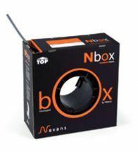 Xvb 3G2,5MM² in vochtbestendige doos met afrolsysteem per 120M (CCA)