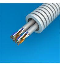 Preflex - 20MM + 2X câble de données utp categorie 5E par 100M - 1234001270
