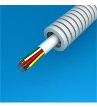 Preflex - 16MM avec câble alarme+alimentation 4X0,22+2X0,75 par 100M - 1234000484