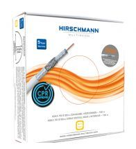 Hirschmann - Kabel coax 6 telenet/voo goedgekeurd per 100M - 298799700