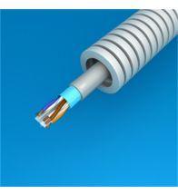 Preflex - 16MM met afgeschermde ftp datakabel categorie 6 per 100M - 1234000544