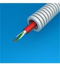 Preflex - 16MM avec tvvf cäble téléphonie 1X4X0,8 par 100M - 1234000454