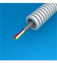 Preflex - 16MM met svv stuurkabel  4X0,8 per 100M - 1234000464