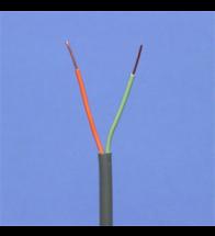 Cable svv (cca) 2X0,8 - CPRSVV2X0,8C