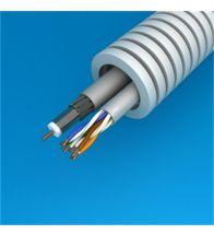 Preflex - 20MM coax telenet/voo cca+utp CAT6 eca - 1234001464