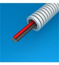 Preflex - 16MM avec fil hauit-parleur 2X2,5MM² par 100M - 1234000516