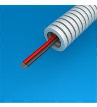 Preflex - 16MM met luidsprekerdraad 2X0,75 per 100M - 1234000519