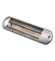 Dimplex - Ir straler badkamer 1200W zilver - DI.5.30.0415