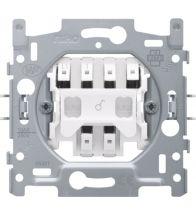 Niko - Socle interrupteur unipolaire bornes a connexion - 170-01105