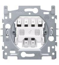 Niko - Socle interrupteur bipolaire bornes a connexion - 170-01205