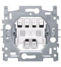 Niko - Socle interrupteur inverseur bornes a connexion - 170-01705