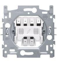 Niko - Socle interrupteur va-et-vient bipolaire bornes à connexion - 170-02205