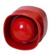Bosch-FPA - Sirene lsni rood 32TONEN 100DB - FNM-420-A-RD