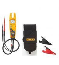 Fluke - Elektr tester met tas en krokodillenklemmen - T6-1000 KIT2