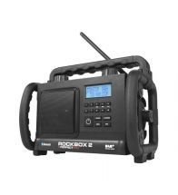 Werfradio rockbox 2 dab + bluetooth - RB2BT