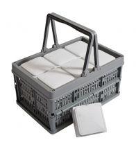 Vynckier - 24XFLEX-O-BOX 6MM2 gris - 600310