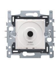 Niko - Socle variateur bouton rotatif led 4-200W 2-FILS - 310-04900