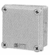 Vynckier - Aftakdoos 10MM2 leeg grijs - 600514