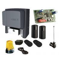 Came - Kit 230V - BX-708AGS voor schuifhekken van max. 80 - 001U02301