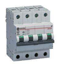 ABB Vynckier - Disjoncteur 3KA 4 poles c 25A EP30 - 667059