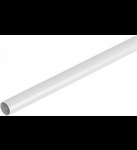 Pipelife buis polivolt lf pvc 16mm 2 meter Cebec R7035 lichtgrijs (prijs per meter)