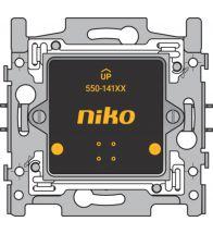 Niko home control enkelvoudig muurprint met sokkel 60X71 klauw - 550-14106