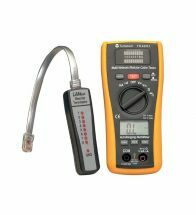 Turbotech - Lan tester / multimetre - TTLA1011