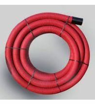Kabelbeschermingsbuis diam 75 rood - 6950464771