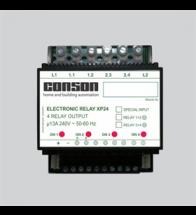 Conson - Relais modules 2X2 uitgangen 13A - XP24