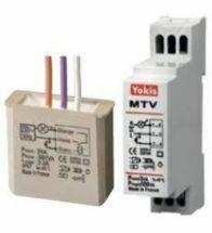 Yokis - Dimbare schakeling 500W 250VAC 50X30 voor inbouw in inbouwdoos - MTV500E
