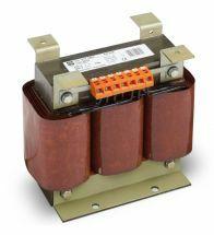Erea - 3FASIGE spaartransfo 0-230-400V 6,8KVA - ATT 6800