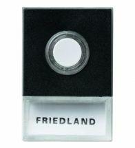Friedland - Bout pous lum pushlite noir - D723