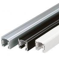 Indigo - Rail 3PH 2M noir - TR18230