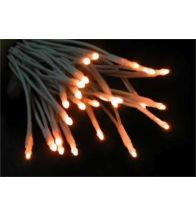 Globall concept - Playl led rub 10M 100L wt/zw - PL-R-LED-10-230V-W
