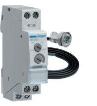 Hager - Interrupteur crepus + cellule encastre - EEN101