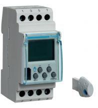 Hager - Elektronische schakelklok 24U+7DAGEN - EG103