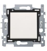 Niko - Interrupteur bipolaire white bornes a vis - 101-61200