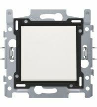 Niko - Interrupteur va-et-vient white bornes a vis - 101-61600