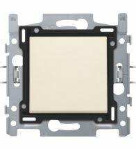 Niko - Interrupteur inverseur cream bornes a vis - 100-61700