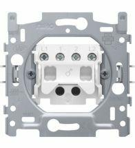 Niko - Socle interrupteur bipolaire bornes a vis - 170-01200