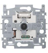 Niko - Socle variateur bouton rotatif 500VA 2-FILS - 310-01600
