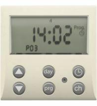 Niko - Elektronische schakelklok cream - 100-78200