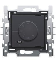 Niko - Thermostat éléctronique 3 positions anthracite - 122-88000
